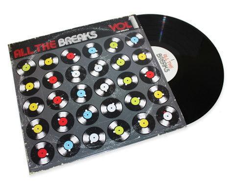 Drum Broker vinyl