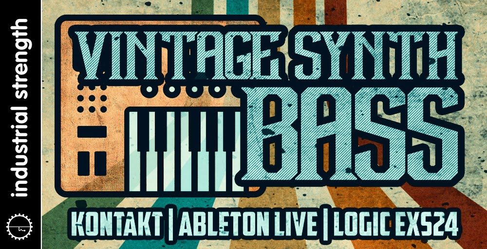 Vintage synth bass by industrial strength samples for Classic house synths