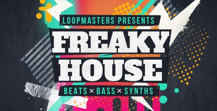 Loopmasters Freaky House