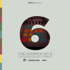 MSXII Sound Design The Sammich Kit Vol 6