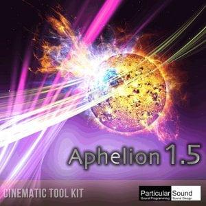Particular-Sound Aphelion Cover