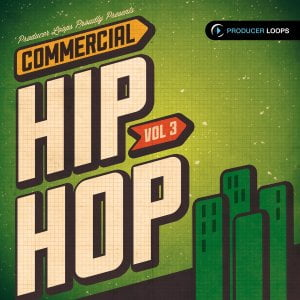 Producer Loops Commercial Hip Hop V3