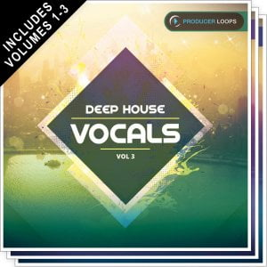 Producer Loops Deep House Vocals Bundle