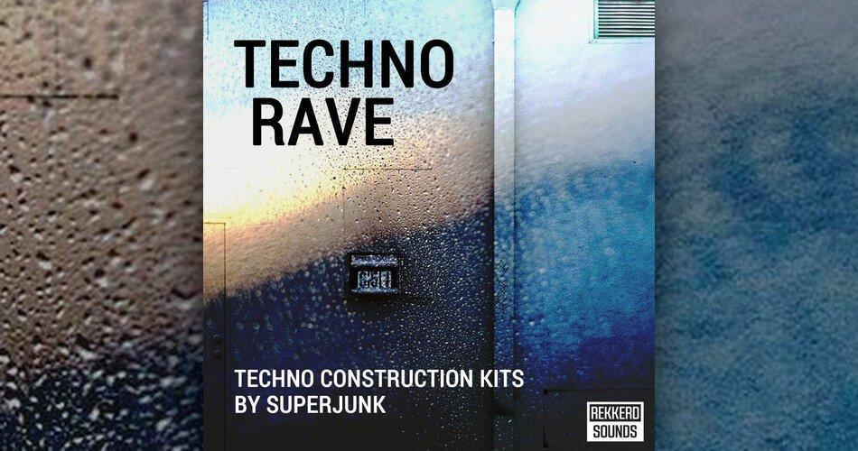 Rekkerd Sounds Techno Rave