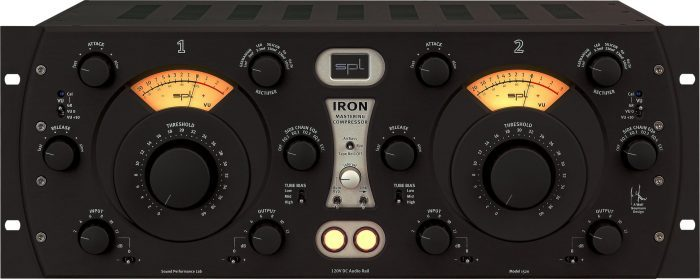 SPL Iron (black)