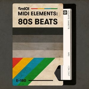 Sample Magic MIDI Elements 80s Beats