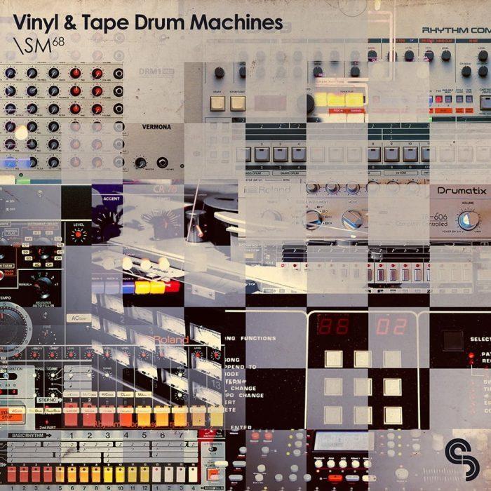 Sample Magic Vinyl & Tape Drum Machines