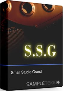 SampleTekk SSG Small Studio Grand box