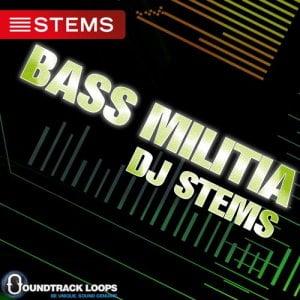 Soundtrack Loops DJStems BassMilitia DJPuzzle