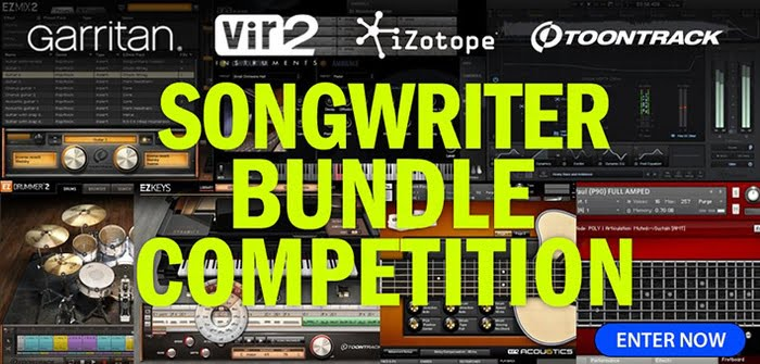 Time+Space Ultimate Songwriter Bundle competition