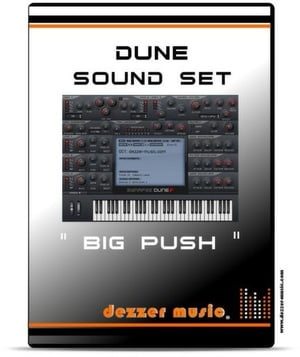 dezzer music Big Push for Dune
