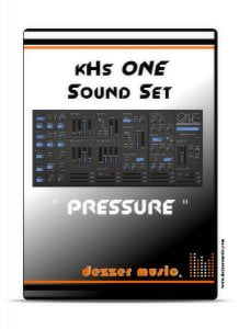 dezzer music Pressure for kHs One