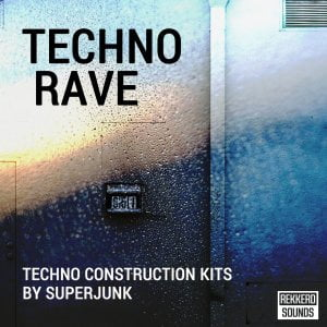 Rekkerd Sounds Techno Rave