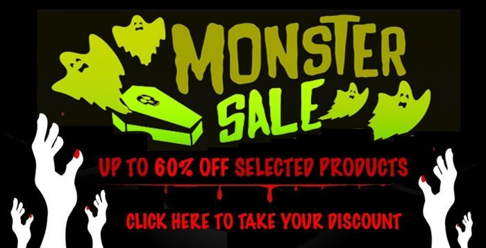 ADSR Monster Sale