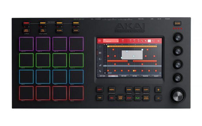 Akai Pro MPC Touch 02