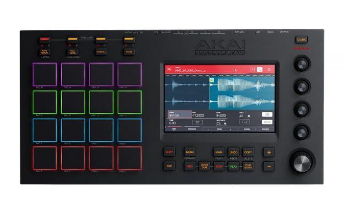 Akai Pro MPC Touch 03