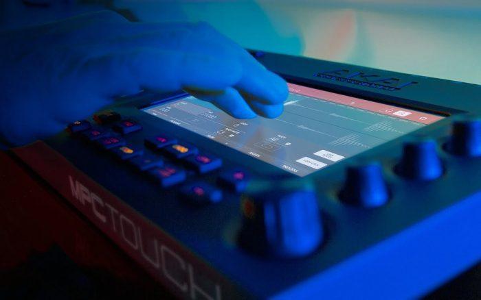 Akai Pro MPC Touch