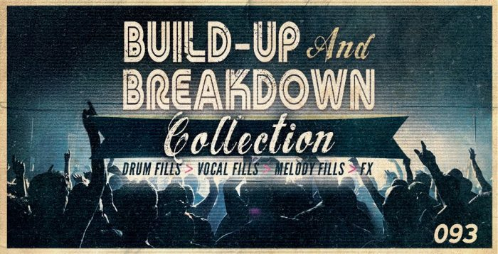 Freaky Loops Build-up and Breakdown Collection