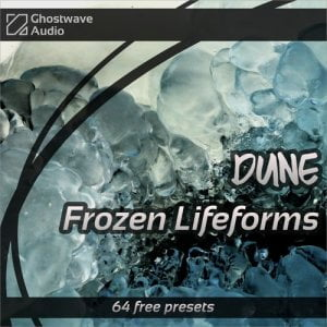 Ghostwave Audio DUNE Frozen Lifeforms