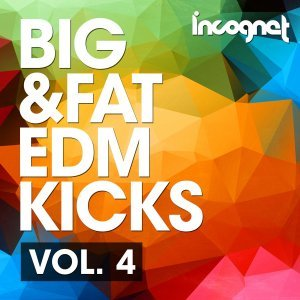 Incognet Big & Fat EDM Kicks Vol 4