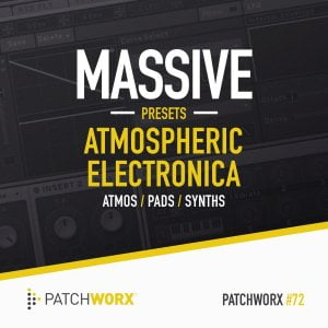 Loopmasters Atmospheric Electronica Massive Presets