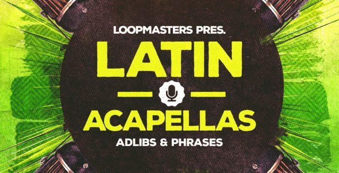 Loopmasters Latin Acapellas