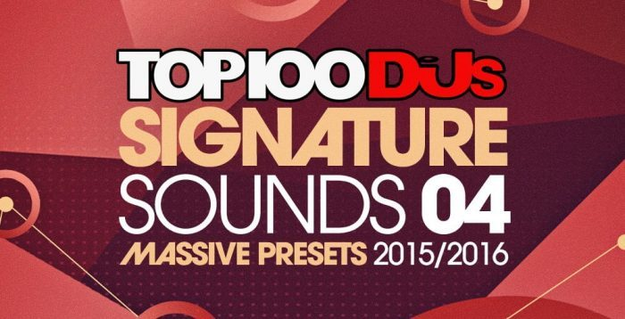 Loopmasters Top 100 DJs Signature Sounds Vol 4