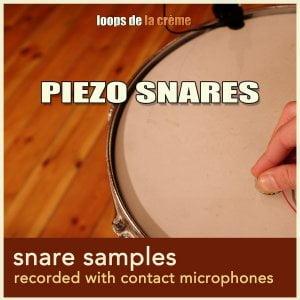 Loops de la Crème Piezo Snares