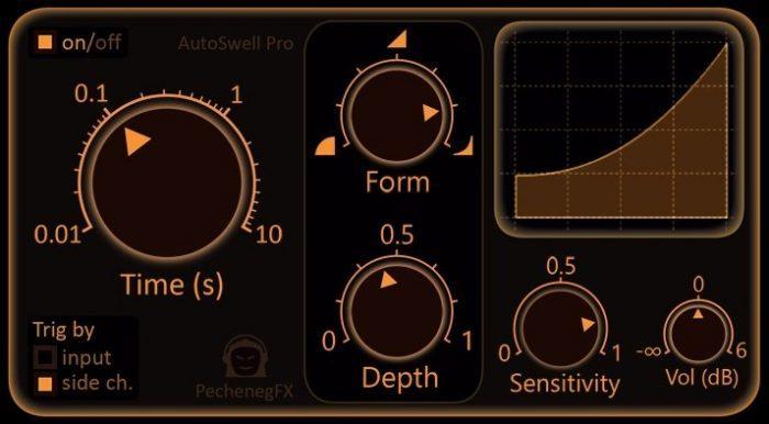 Pecheneg Audio AutoSwell Pro
