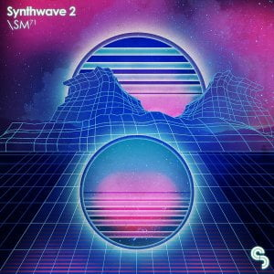 Sample Magic Synthwave 2