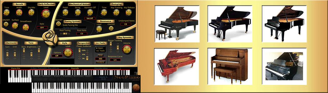 Sound Magic Supreme Piano 3