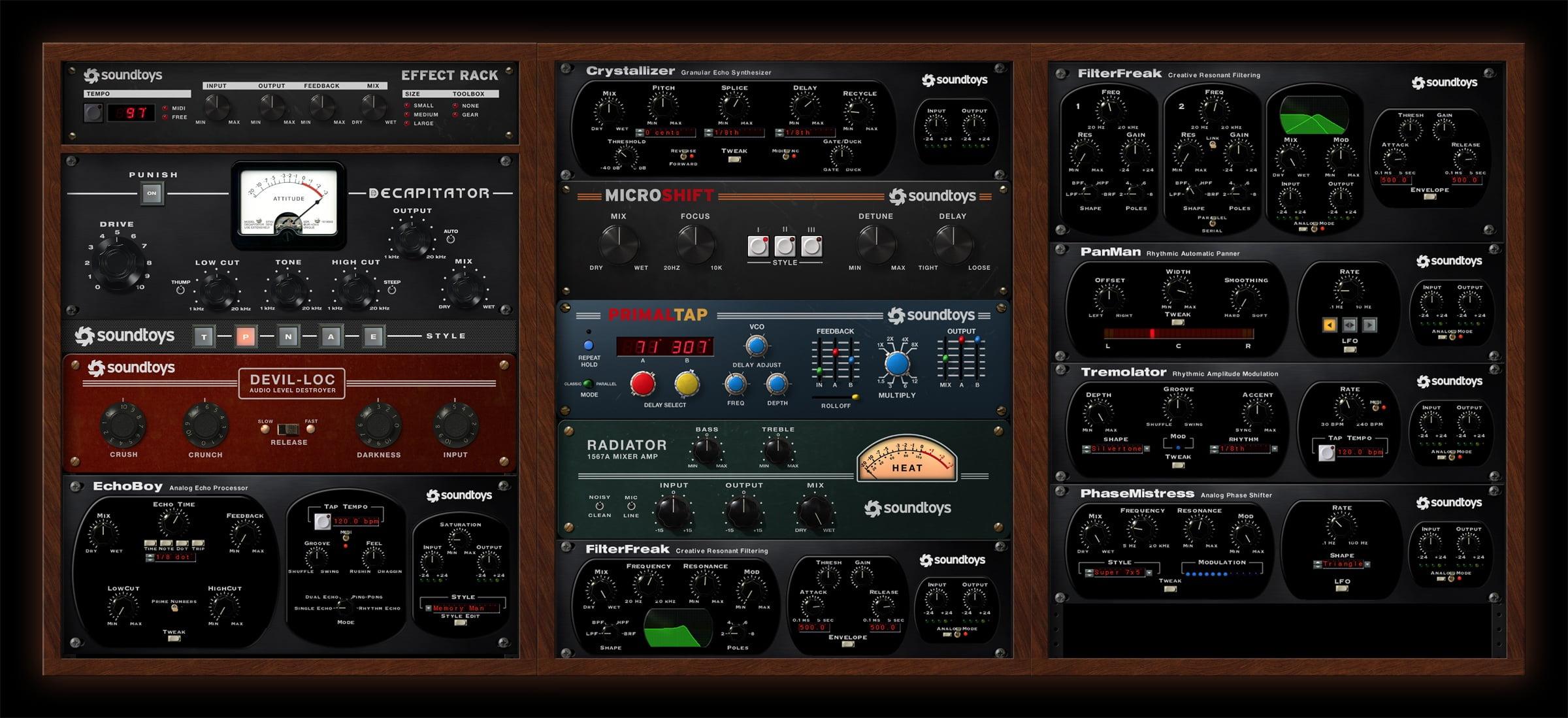 Sound Toys Bundle : soundtoys 5 plugins bundle released ~ Hamham.info Haus und Dekorationen