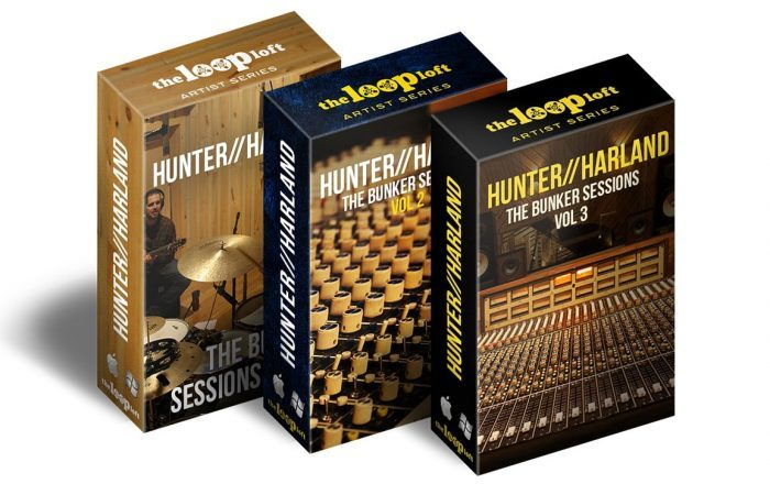 The Loop Loft Hunter Harland Bunker Sessions Bundle
