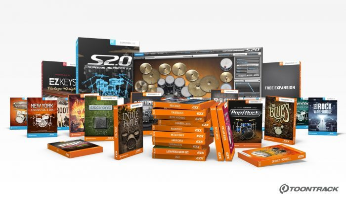 Toontrack fall sale