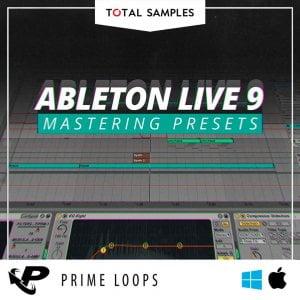Total Samples Ableton Live 9 Mastering Presets