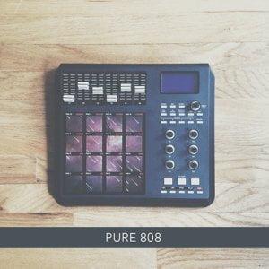 Woodshed Audio Pure 808