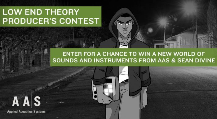 AAS Sean Divine Low End Theory Contest