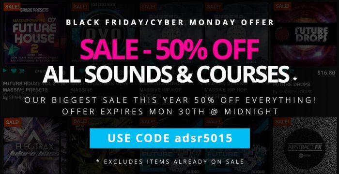 ADSR Sounds sale