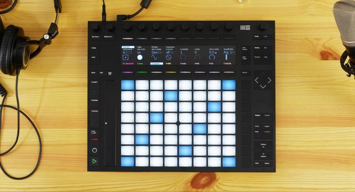 Ableton Push 2 large