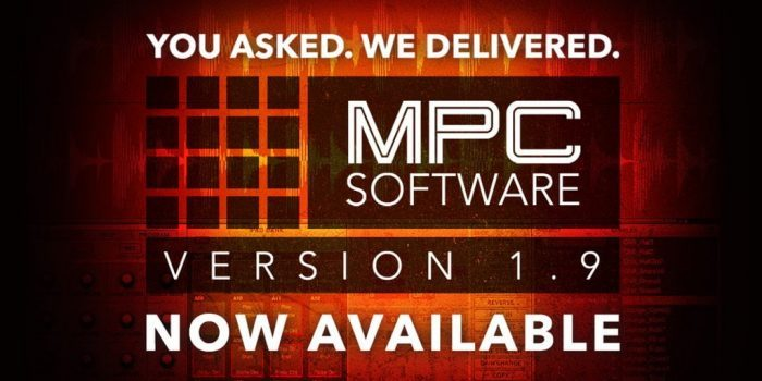 Akai Pro MPC Software 1.9
