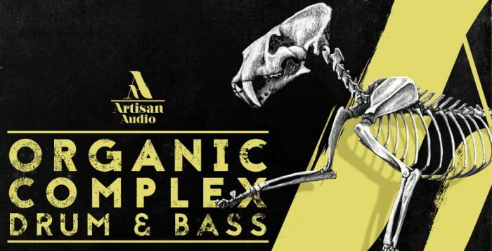 Artisan Audio Organic Complex Drum & Bass