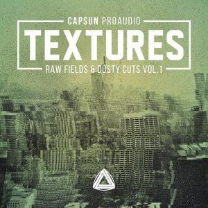 CAPSUN ProAudio Textures Raw Fields & Dusty Cuts Vol 1