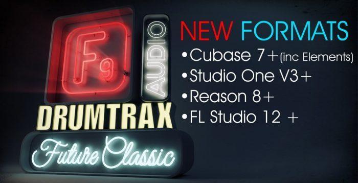 F9 Audio Drumtrax Future Classic