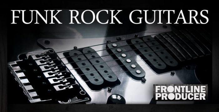Frontline Producer Funk Rock Guitars