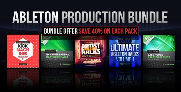 Loopmasters Ableton Production Bundle