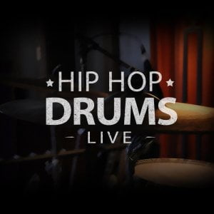 Modern Samples Hip Hop Drums Live