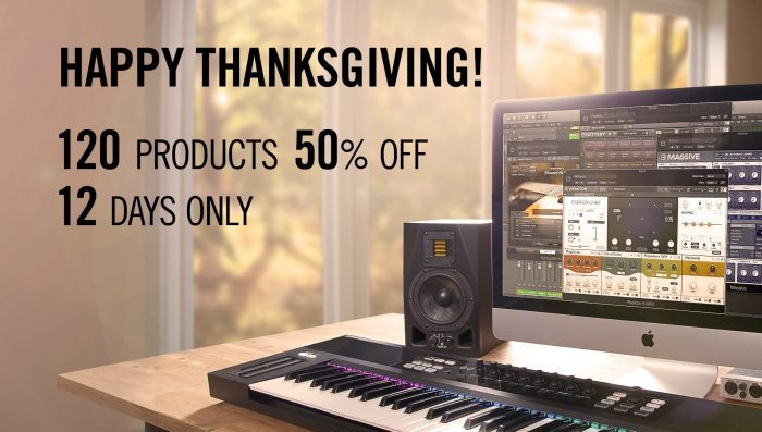 NI Thanksgiving Sales Special 2015