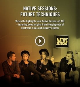 Native Instruments Native Sessions ADE