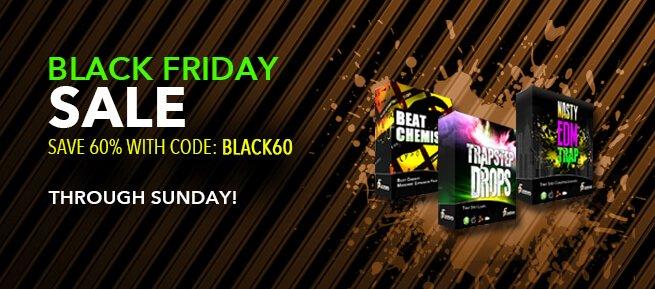 P5Audio Black Friday