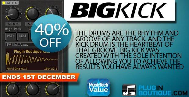 PIB BigKick sale